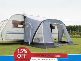 SunnCamp Swift 325 AIR Plus Caravan Awning