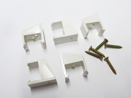 Swish Furniglyde Wall Brackets - Pack of 5