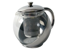 Quest Stainless Steel Teapot 900ml