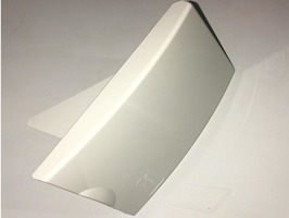 TND Replacement Gas Outlet Box  Flap White