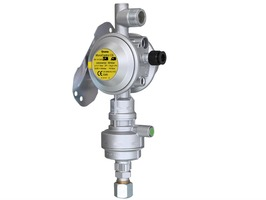 Truma MonoControl CS 30mbar Regulator