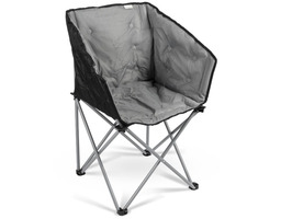 Kampa Folding Tub Chair - Fog Grey