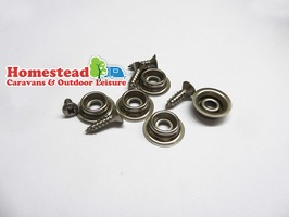 W4 Awning Skirt Studs - Pack of 5