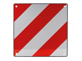 Kampa Aluminium Reflective Warning Signal 50 x 50cm - Spain