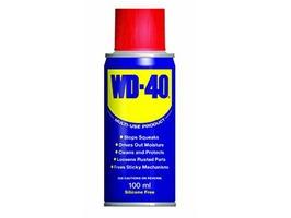WD40 100ml Aerosol Lubricant