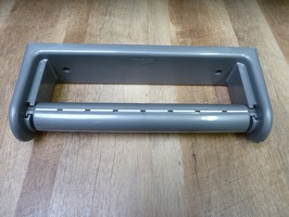 Whitefurse Kitchen Roll Holder Silver