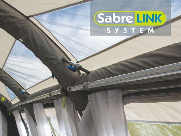 Kampa Sabre Link 150 Led Awning Light Starter Kit