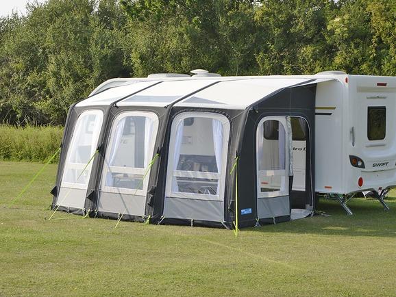 Kampa Ace Air Pro 400 Caravan Awning Homestead Caravans