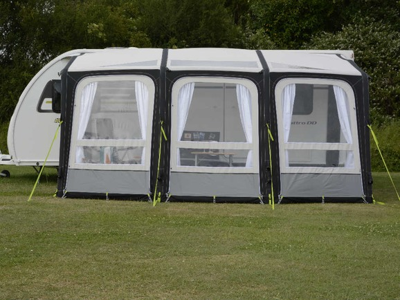 Kampa Ace Air Pro 500 Caravan Awning Homestead Caravans