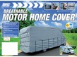 Maypole Breathable Motorhome Covers Grey - Up to 7.5m