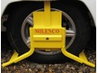 Milenco Motorhome Wheel Clamps