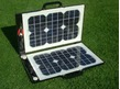 Caravan Briefcase Solar Panel Charger 28 Watt