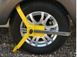 "Milenco Lightweight Wheel Clamp - for 13""-15"" Wheels"