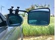 Milenco Falcon Super Steady Towing Mirror - Twin Pack