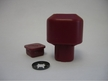 AL-KO Jockey Wheel Winding Handle Knob Kit 10mm 050150138