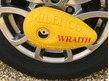 Mileno Wraith Caravan Wheel Lock & Heavy Duty AKS3004 Hitchlock Package